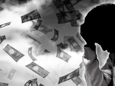 多重債務に苦しむ利用者
